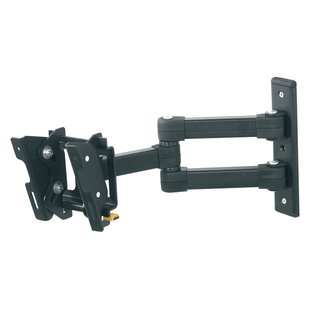 Multi Position Extending Arm / Tilt / Swivel Wall Mount for 12