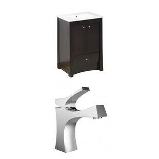 Kimbrell Floor Mount 32 Single Bathroom Vanity Set by Royal Purple Bath Kitchen