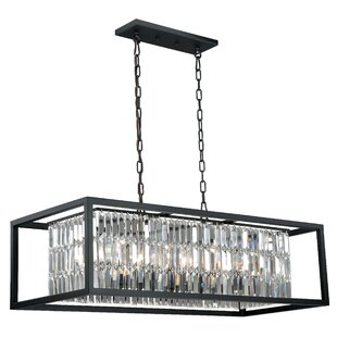 Vaxcel Catana 8-Light Kitchen Island Pendant
