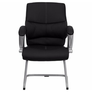 Compare Mid-Back Leather Desk Chair by Offex