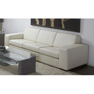 Wenlock Leather Sofa