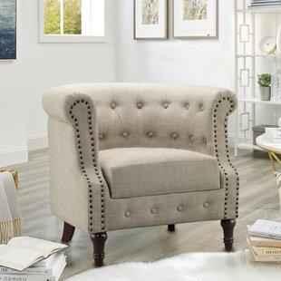 Argenziano Chesterfield Chair by Birch Lane