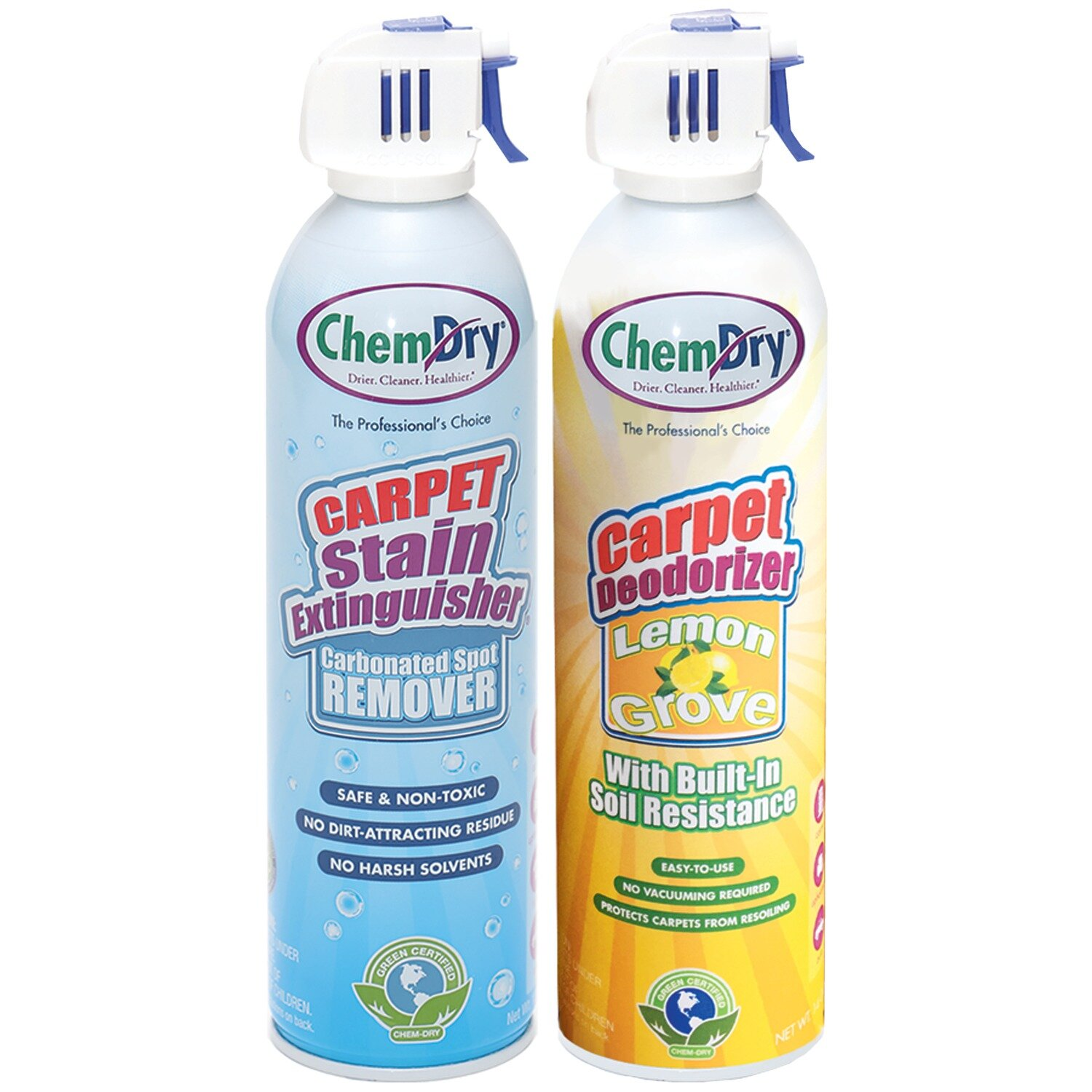 Chem Dry Carpet Deodorizer And Stain Remover Reviews Wayfair