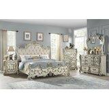Dearborn Upholstered Standard Configurable Bedroom Set by Rosdorf Park