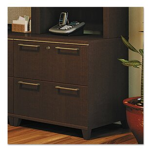 Enterprise 2-Drawer File Cabinet by Bush Business Furniture 2019 Sale