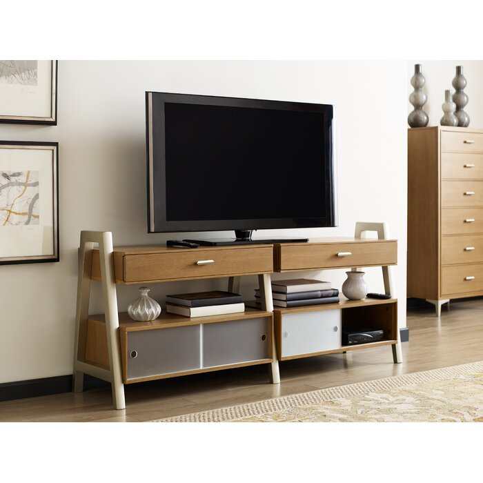 Hygge TV Stand for TVs up to 78 inches on