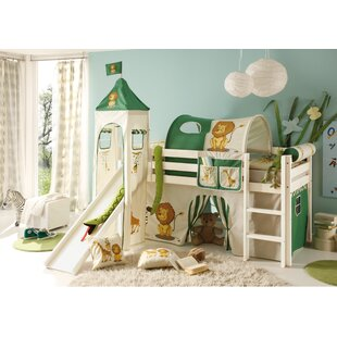 Bithlo 4 Piece Curtain Set By Zoomie Kids