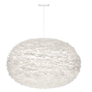 Eos Hardwired 1-Light LED Globe Pendant
