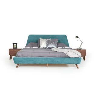 Purchase Drumnacole Upholstered Platform Bed by Corrigan Studio Reviews (2019) & Buyer's Guide