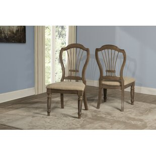 Wilshire Solid Wood Dining Chair (Set of 2)