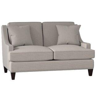 Paige Loveseat by Wayfair Custom Upholstery™