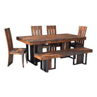 Sierra 6 Piece Dining Set by Coast to Coast Imports LLC