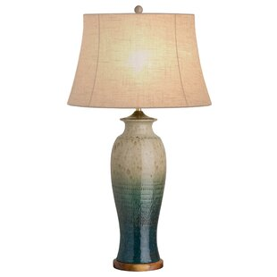 Affordable Price Wafford 35'' Table Lamp By Loon Peak