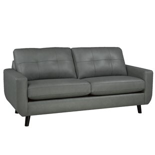 Lathrop Genuine Leather Sofa