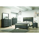 Blaylock Davidson Standard Solid Wood Configurable Bedroom Set by Red Barrel Studio