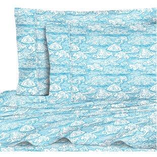 Melange Home Cloud 400 Thread Count 100% Cotton Sheet Set