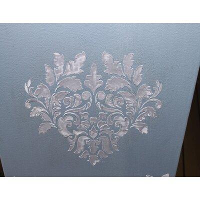 3D Stencil Flourish Wall Decal Ophelia & Co.