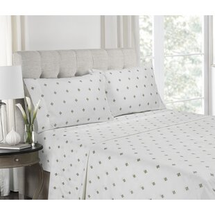 Giambrone Super Soft Printed Microfiber Sheet Set