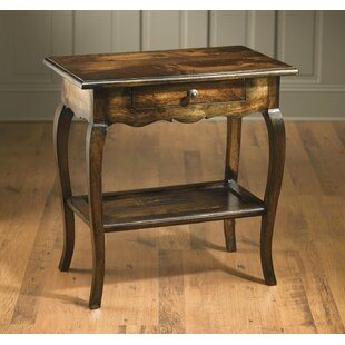 Blackmon End Table with Storage