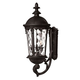 Windsor 3-Light Outdoor Sconce By Hinkley Lighting Outdoor Lighting
