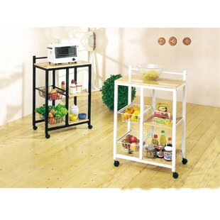 Galle Storage Kitchen Cart Ebern Designs