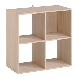 Aarav 4 Cube Unit Bookcase Ebern Designs