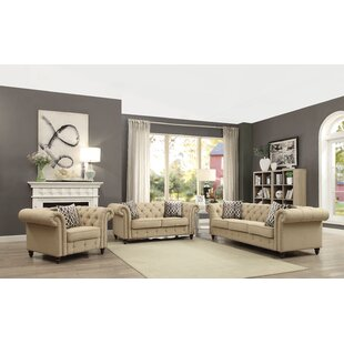 Trend Irenee Living Room Collection by Lark Manor Reviews (2019) & Buyer's Guide