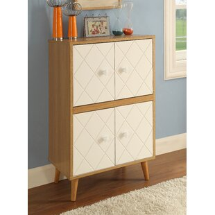 Brim Diamond Accent Cabinet by George Oliver
