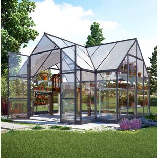 Victory 11.8 Ft W X 10 Ft D Orangery By Palram