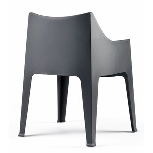 Carlos Stacking Dining Arm Chair By Metro Lane