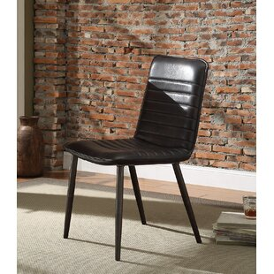 Adwaitha Pack Upholstered Dining Chair (Set of 2)