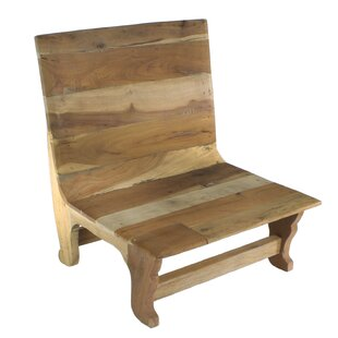 Hecker Wooden Low Seated Side Chair