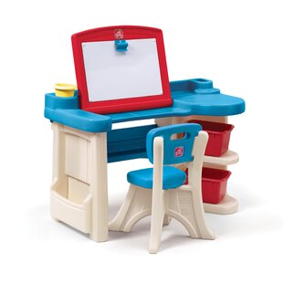 Lourdes Drawing Table By Zoomie Kids