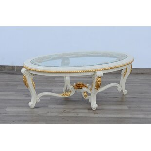 Cheyenne Oval Coffee Table