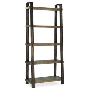 Crafted Ladder Bookcase