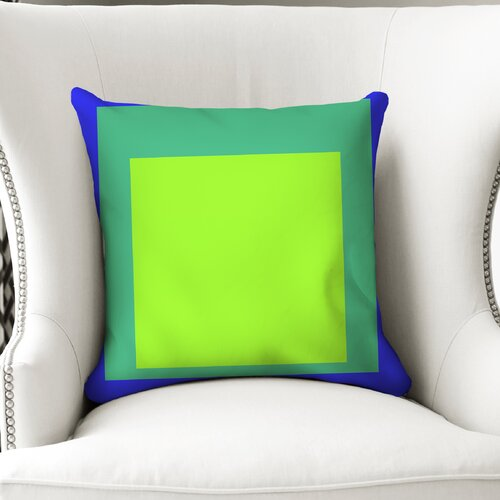 Latitude Run Balog Cotton Throw Pillow Wayfair Ca