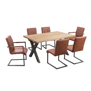 Mccord Dining Set With 6 Chairs By Williston Forge
