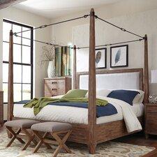 Modern Canopy Bed modern canopy beds   allmodern