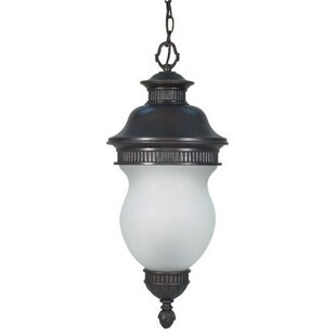 Cambell 3-Light Outdoor Pendant