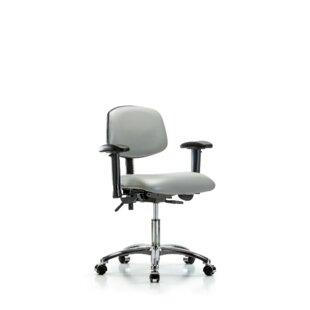 Inexpensive Julian Desk Height Ergonomic Office Chair BySymple Stuff