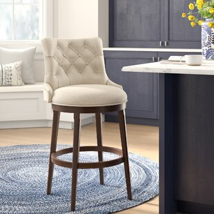 Phenomenal Enid 24 Swivel Bar Stool Onthecornerstone Fun Painted Chair Ideas Images Onthecornerstoneorg