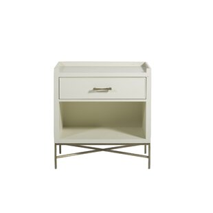 Gabby Jessie 1 Drawer Nightstand