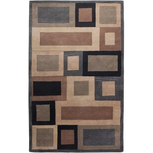 Affordable Umbergaon Hand-Tufted Blue Area Rug By Meridian Rugmakers