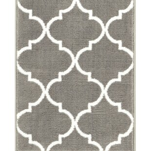 Grey Trellis Area Rug Wayfair