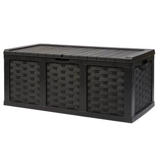 Black Deck Boxes U0026 Patio Storage Youu0027ll Love In 2019 | Wayfair