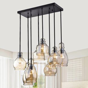 cluster pendant lighting. Manon 8-Light Cluster Pendant Lighting N