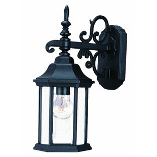 Find the perfect Pruitt Outdoor Wall Lantern By Charlton Home