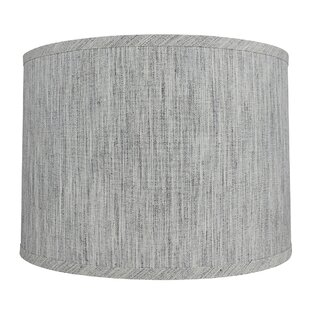 Comparison Classic Smooth 14 Linen Drum Lamp Shade By Urbanest