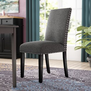 Charlton Home Olive Upholstered Dining Chair