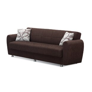 Shop Boston Convertible Sofa by Beyan Signature